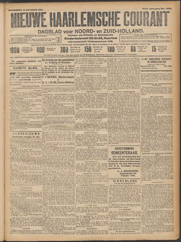 Nieuwe Haarlemsche Courant 1912-10-16