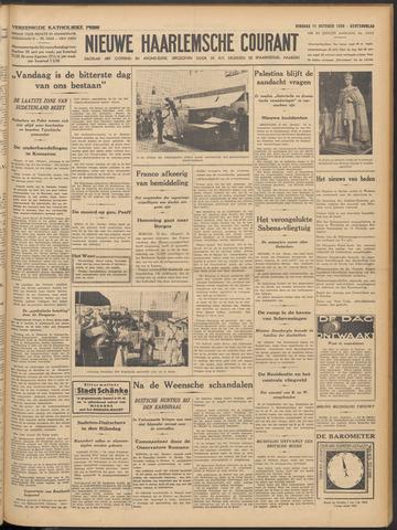Nieuwe Haarlemsche Courant 1938-10-11