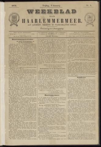 Weekblad van Haarlemmermeer 1879-01-03