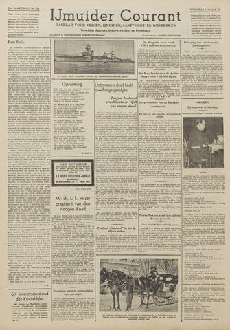 IJmuider Courant 1939-01-04