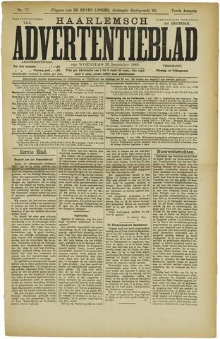 Haarlemsch Advertentieblad 1888-09-26
