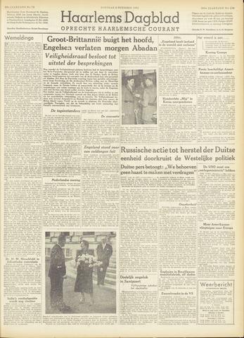 Haarlem's Dagblad 1951-10-02