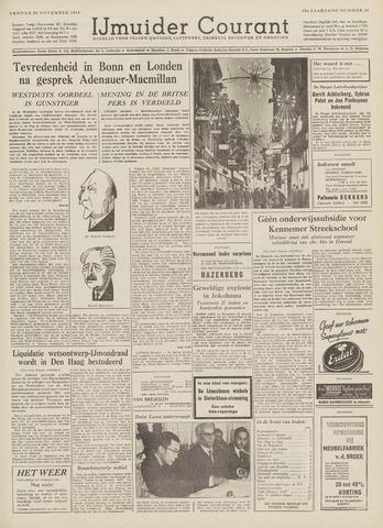 IJmuider Courant 1959-11-20