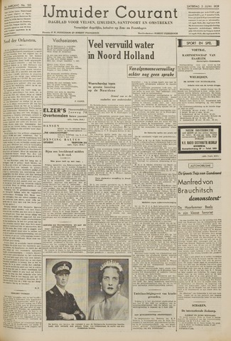 IJmuider Courant 1939-06-03