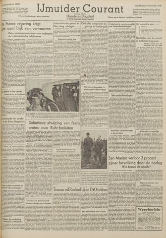 IJmuider Courant 1948-11-25