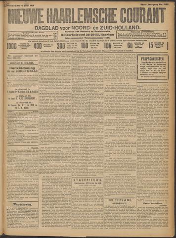 Nieuwe Haarlemsche Courant 1913-07-10
