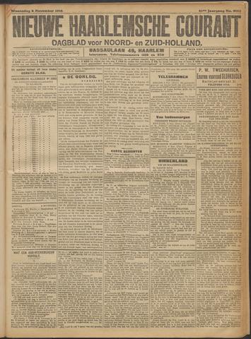 Nieuwe Haarlemsche Courant 1916-11-08