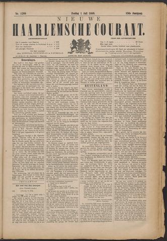 Nieuwe Haarlemsche Courant 1888-07-01