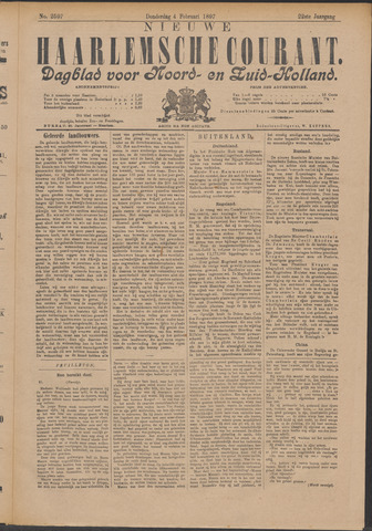 Nieuwe Haarlemsche Courant 1897-02-04
