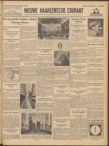 Nieuwe Haarlemsche Courant 1937-09-24
