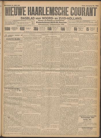 Nieuwe Haarlemsche Courant 1912-06-24