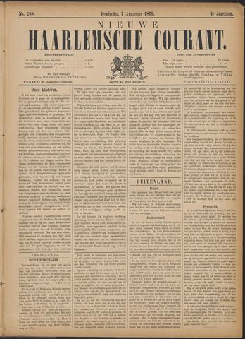Nieuwe Haarlemsche Courant 1879-08-07