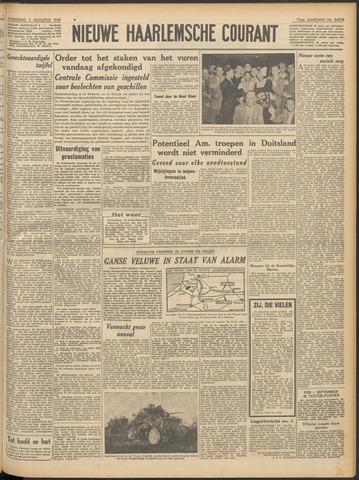 Nieuwe Haarlemsche Courant 1949-08-03