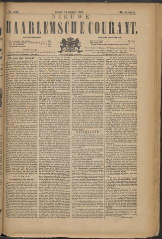 Nieuwe Haarlemsche Courant 1892-10-16
