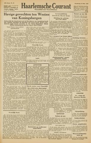 Haarlemsche Courant 1945-02-22