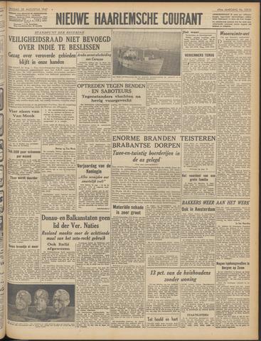 Nieuwe Haarlemsche Courant 1947-08-22