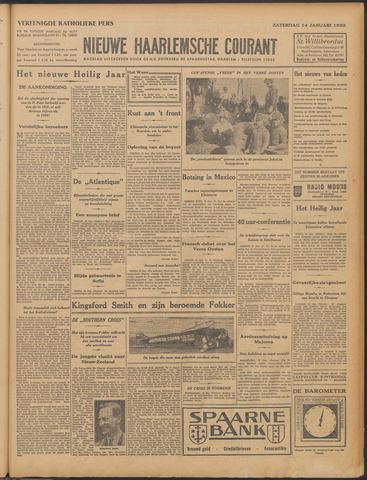 Nieuwe Haarlemsche Courant 1933-01-14