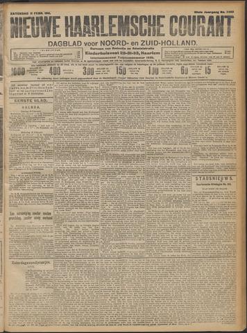 Nieuwe Haarlemsche Courant 1911-02-11
