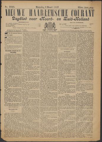 Nieuwe Haarlemsche Courant 1897-03-08