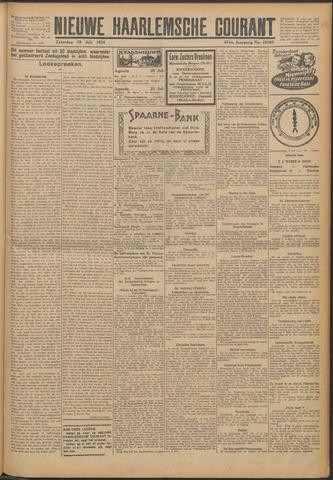 Nieuwe Haarlemsche Courant 1924-07-19