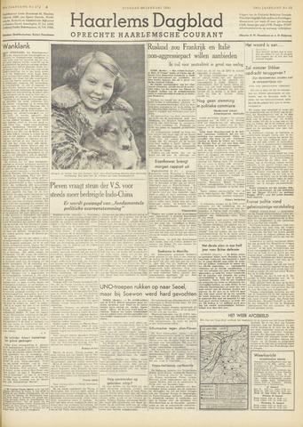Haarlem's Dagblad 1951-01-30