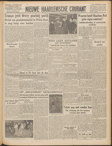 Nieuwe Haarlemsche Courant 1948-11-03