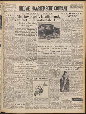 Nieuwe Haarlemsche Courant 1952-07-23