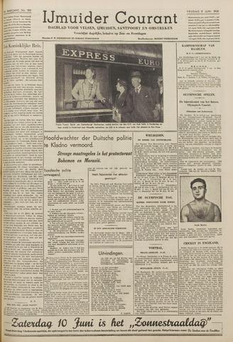IJmuider Courant 1939-06-09