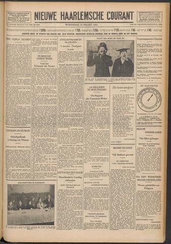 Nieuwe Haarlemsche Courant 1932-03-23