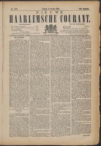 Nieuwe Haarlemsche Courant 1888-10-19