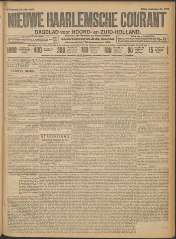 Nieuwe Haarlemsche Courant 1913-07-26