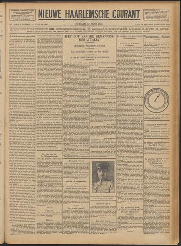 Nieuwe Haarlemsche Courant 1928-06-12