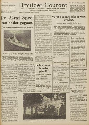 IJmuider Courant 1939-12-18