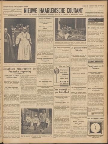 Nieuwe Haarlemsche Courant 1938-11-29