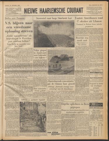 Nieuwe Haarlemsche Courant 1958-09-26