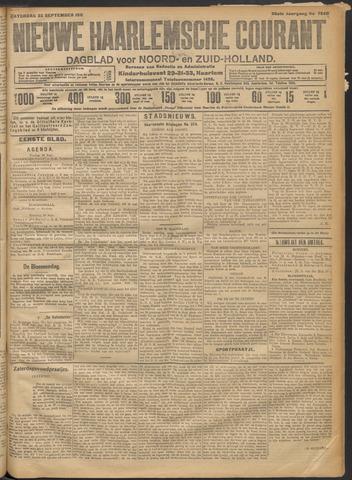 Nieuwe Haarlemsche Courant 1911-09-23