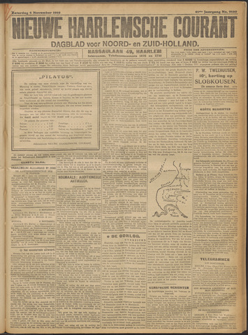 Nieuwe Haarlemsche Courant 1916-11-04