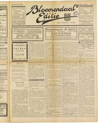 Bloemendaal's Editie 1928-05-26