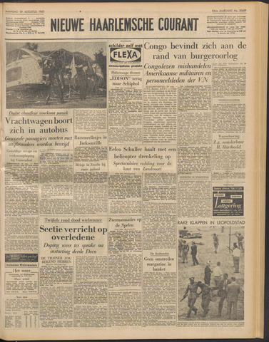 Nieuwe Haarlemsche Courant 1960-08-29