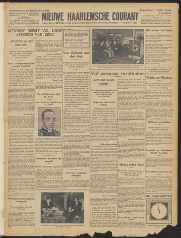 Nieuwe Haarlemsche Courant 1935-04-01
