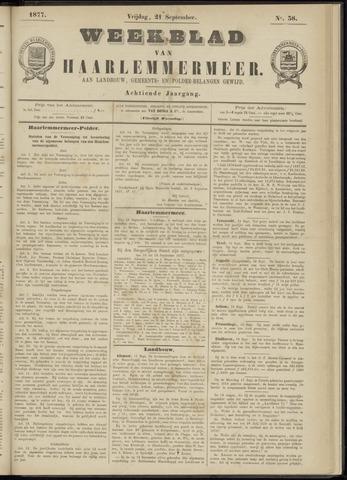 Weekblad van Haarlemmermeer 1877-09-21