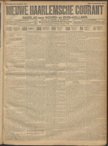 Nieuwe Haarlemsche Courant 1913-10-30