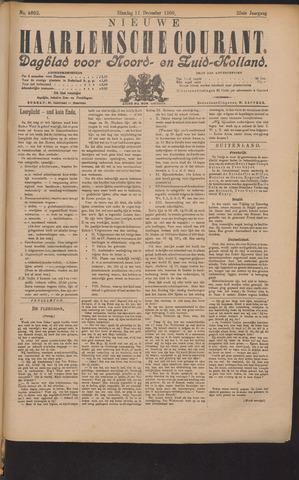 Nieuwe Haarlemsche Courant 1900-12-11