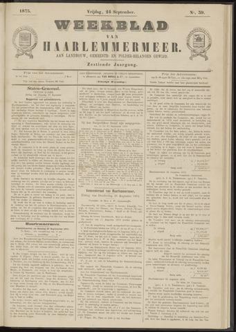 Weekblad van Haarlemmermeer 1875-09-24