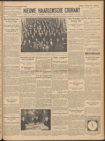 Nieuwe Haarlemsche Courant 1938-10-18