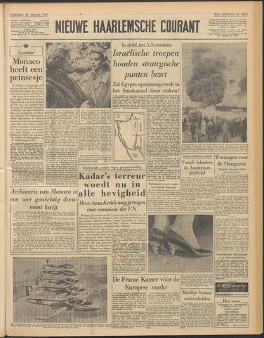Nieuwe Haarlemsche Courant 1957-01-23