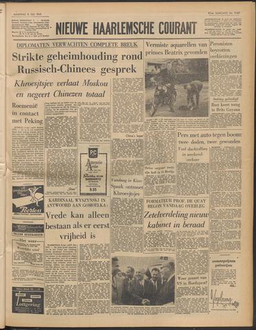 Nieuwe Haarlemsche Courant 1963-07-08