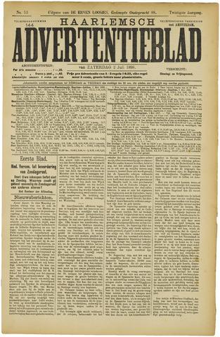 Haarlemsch Advertentieblad 1898-07-02
