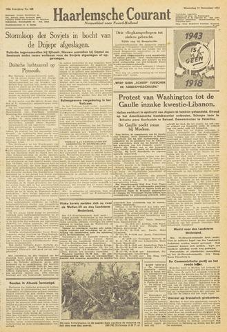 Haarlemsche Courant 1943-11-17