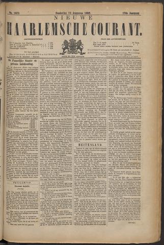 Nieuwe Haarlemsche Courant 1892-08-18
